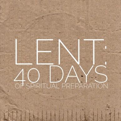 40daysLent2015