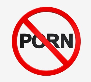 No Porn Sign
